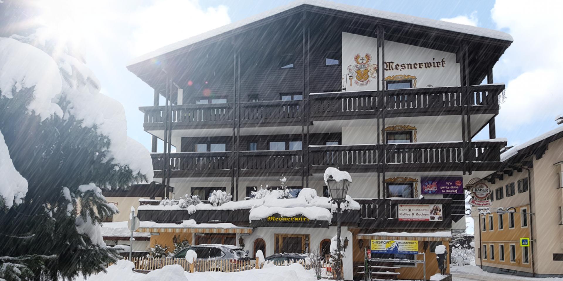 Hotel Restaurant Mesnerwirt