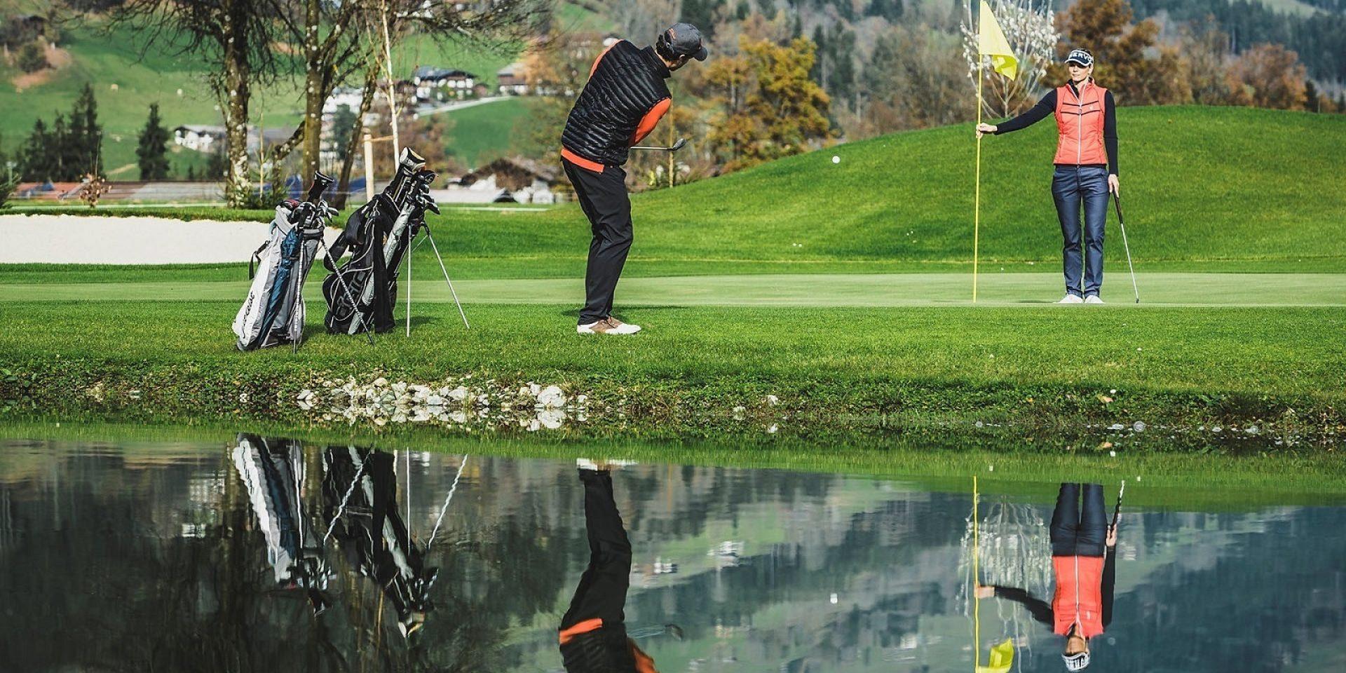 Golf in Westendorf